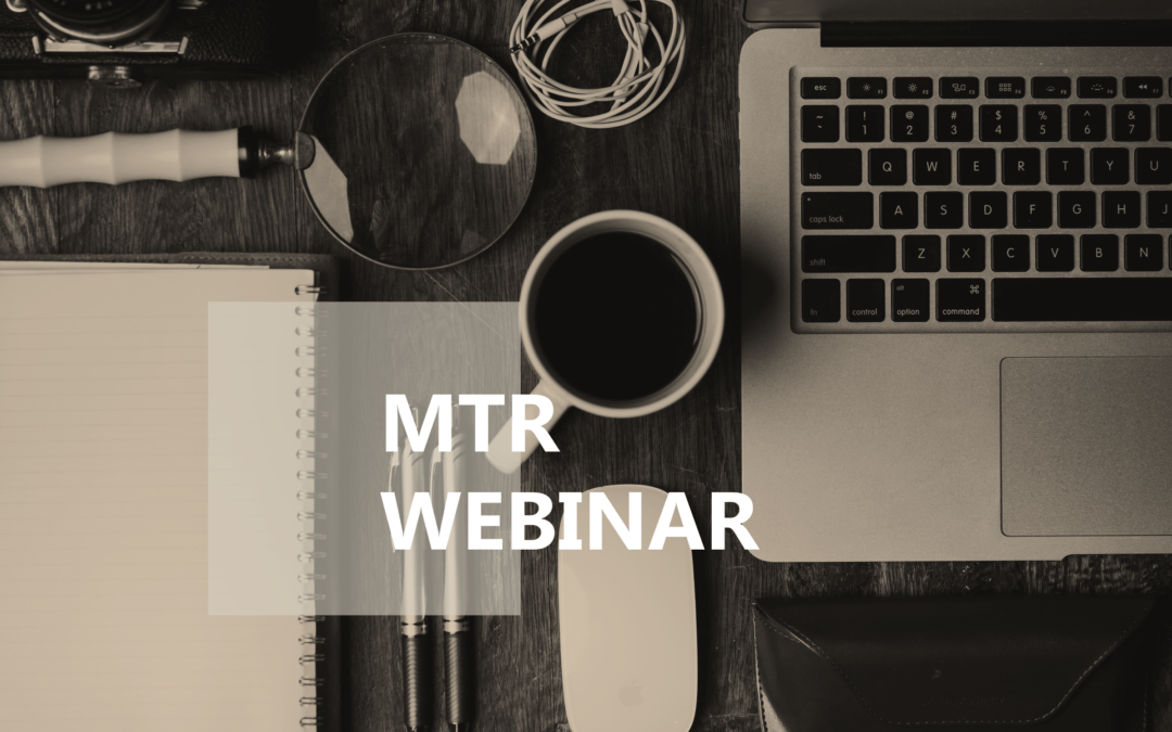 Webinar – Features and risk approach of the Monitoring of Tax Risks – MTR 2021